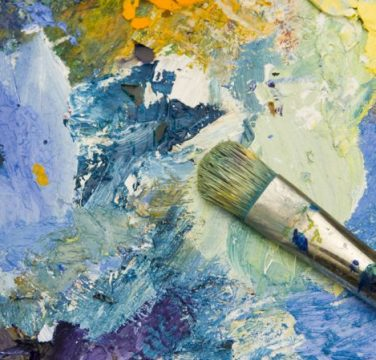 Illustration de peinture